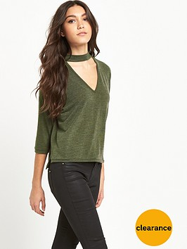 river-island-boxy-turtle-neck-cut-out-tee