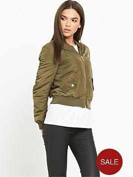 river-island-bomber-jacket--nbspkhaki