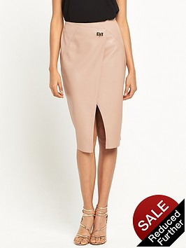 river-island-leather-look-wrap-pencil-skirt