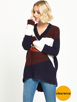 river-island-oversized-blocked-jumper