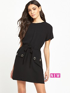 river-island-black-swing-dress