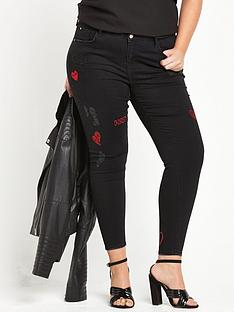 ri-plus-amelie-badge-skinny-jean