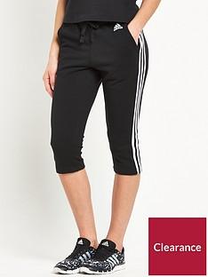 adidas-essentials-3-stripe-34-pantsnbsp