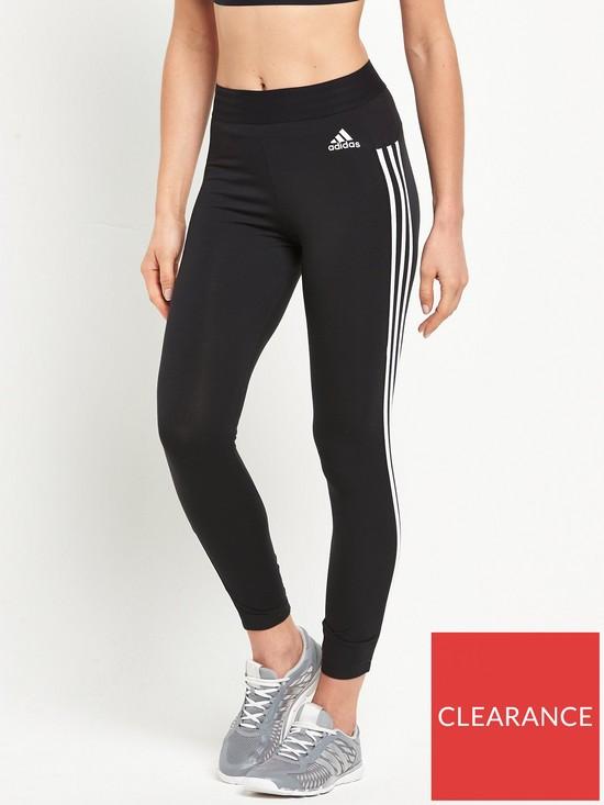 f0fd9cf8c799 adidas Essentials 3 Stripe Tight
