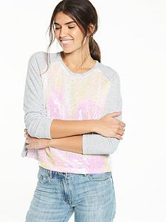 v-by-very-sequin-raglan-sweat-top