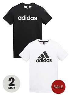 adidas-older-boys-pk-two-tee-shirts