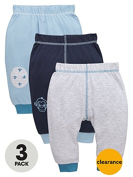 ladybird-baby-boys-jerseynbspjoggers-3-pack
