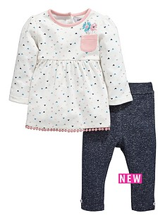 ladybird-baby-girls-floral-hearts-tunic-and-leggings-set