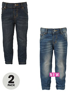 mini-v-by-very-boys-slim-leg-jeans-2-pack