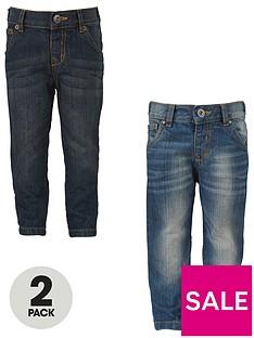 mini-v-by-very-boys-slim-leg-jeans-2-pack