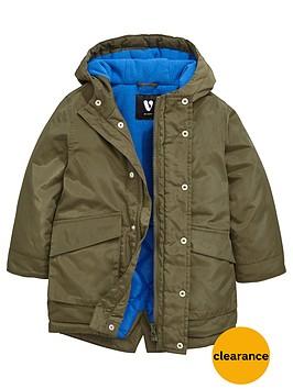 mini-v-by-very-boys-khaki-longlinenbspparka-jacket