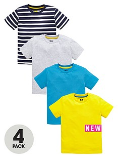 mini-v-by-very-boys-stripe-and-solid-colour-t-shirts-4-pack