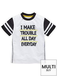 mini-v-by-very-boys-trouble-slogan-t-shirt