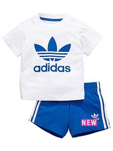 adidas-originals-adidas-originals-baby-boys-trefoil-shorts-set