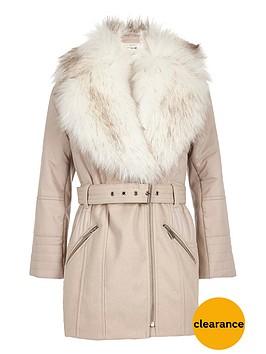 river-island-girls-light-pink-faux-fur-padded-jacket