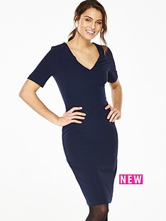 v-by-very-short-sleeve-bodycon-dress