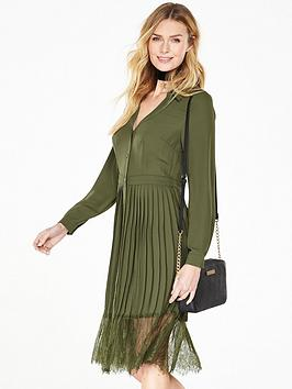 v-by-very-pleated-shirt-dress