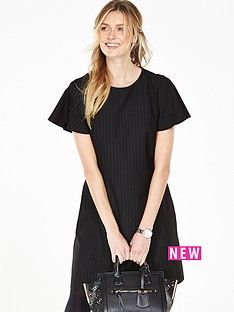 v-by-very-short-sleeve-tunic-dress