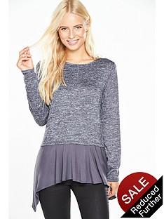 v-by-very-chiffon-hem-jersey-jumper