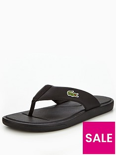 lacoste-l30-116-2-toe-post-black