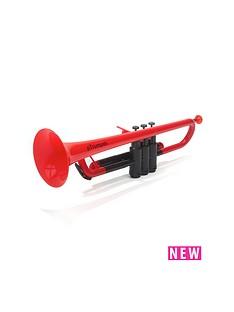 ptrumpet-plastic-trumpet-red