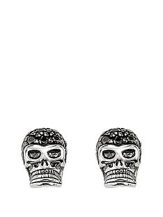 thomas-sabo-thomas-sabo-sterling-silver-crystal-set-mens-skull-earrings