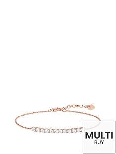 thomas-sabo-sterling-silver-rose-gold-plated-cubic-zirconia-braceletnbspadd-item-ktjq4-to-basket-to-receive-free-bracelet-with-purchase-for-limited-time-only