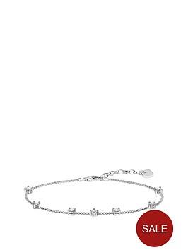 thomas-sabo-thomas-sabo-sterling-silver-cubic-zirconia-bubble-bracelet