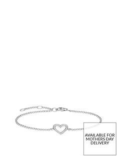 thomas-sabo-thomas-sabo-sterling-silver-cubic-zirconia-open-heart-bracelet