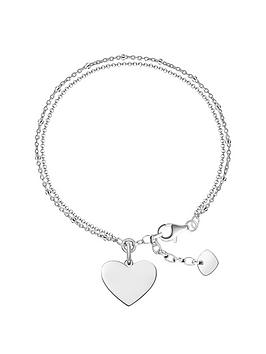 thomas-sabo-sterling-silver-engravable-polished-heart-bracelet
