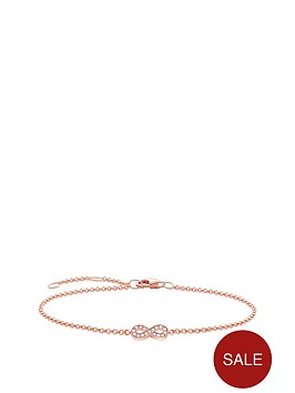 thomas-sabo-sterling-silver-rose-gold-plate-diamond-set-infinity-braceletbr-br