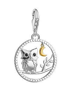 thomas-sabo-thomas-sabo-sterling-silver-night-owl-charm