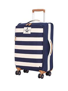 it-luggage-nautical-canvas-8-wheel-spinner-cabin-case