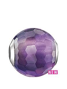 thomas-sabo-thomas-sabo-serling-silver-facetted-purple-karma-bead