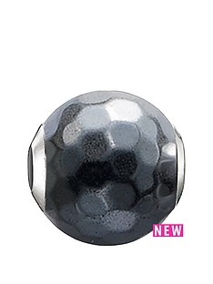 thomas-sabo-thomas-sabo-sterling-silver-hematite-karma-bead