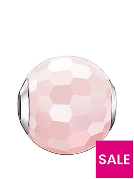 thomas-sabo-sterling-silver-rose-quartz-karma-beads