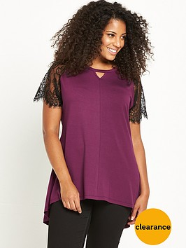 v-by-very-curve-lace-shoulder-jersey-top