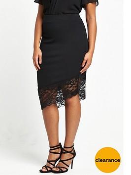 v-by-very-curve-curve-asymetric-lace-hem-jersey-skirt