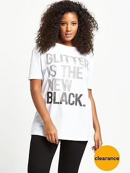 v-by-very-curve-glitter-slogan-tshirt