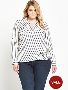 so-fabulous-striped-wrap-front-blouse