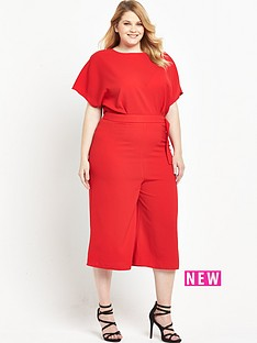 so-fabulous-d-ring-belt-culotte-jumpsuit-red
