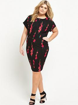 so-fabulous-crepe-short-sleeve-midi-dress