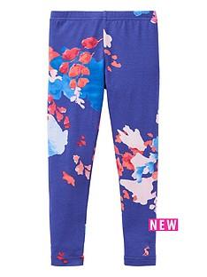 joules-girls-floral-leggings