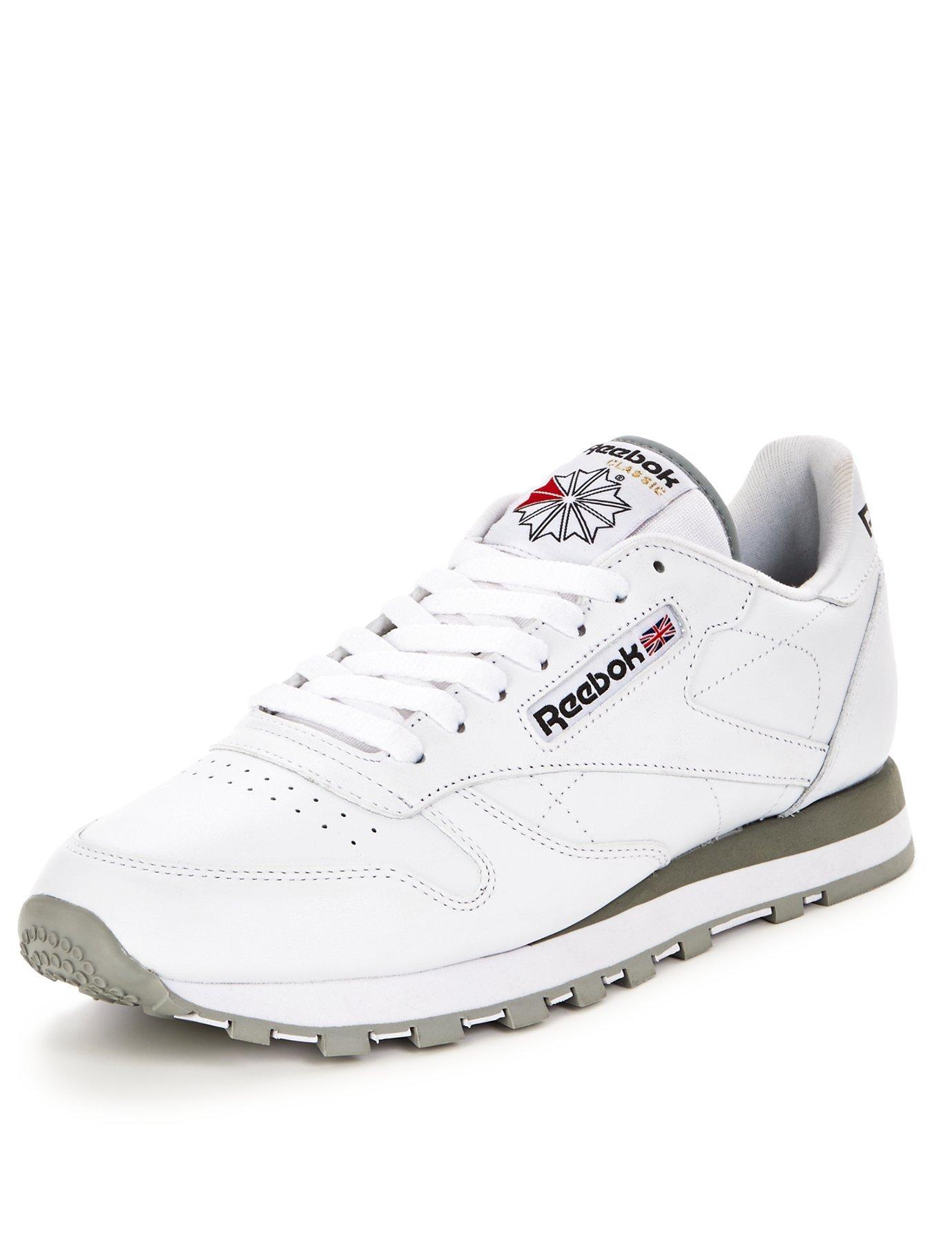 Reebok CL Leather 1600112312 Women's Shoes Reebok Trainers