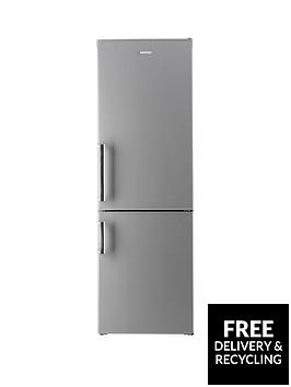 hoover-hvbf-6182xfhknbsp60cm-frost-free-fridge-freezer-silver