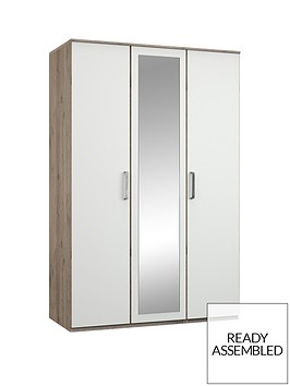 ashdown-3-door-mirrored-wardrobe