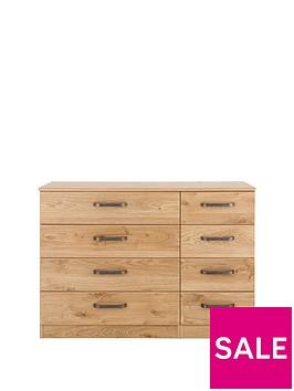 ashdown-ready-assembled-4-4-drawer-chest