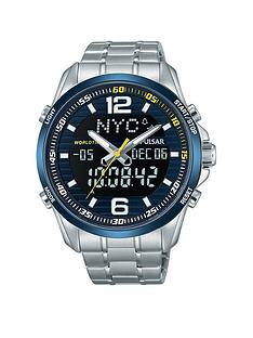 pulsar-pulsar-ana-digi-blue-bezel-stainless-steel-mens-watch