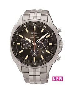 seiko-seiko-black-dial-rose-tone-markers-stainless-steel-bracelet-mens-watch