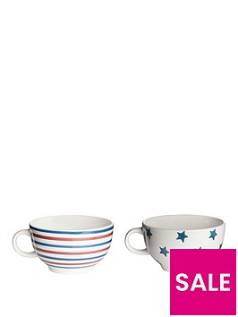 sabichi-set-of-2-oversized-mugs-ndash-stars-and-stripes